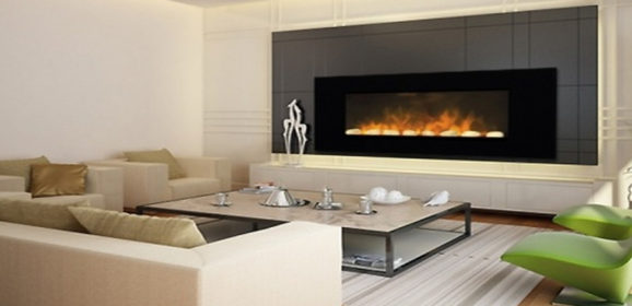 Comment accorder votre cheminée électrique à votre décoration rétro?