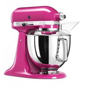robot multifonction rose kitchenaid